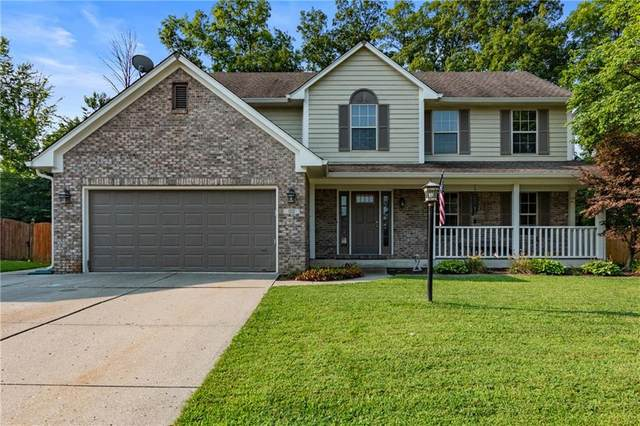1212 Stave Oak Court, Beech Grove, IN 46107 (MLS #21735123) :: Anthony Robinson & AMR Real Estate Group LLC