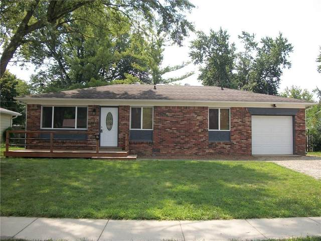 36 Eastridge Drive, Greenwood, IN 46143 (MLS #21735131) :: Mike Price Realty Team - RE/MAX Centerstone