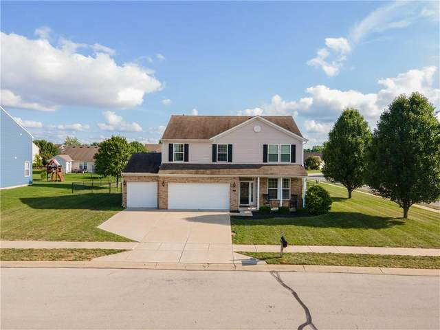 8099 Oriole Point Drive, Avon, IN 46123 (MLS #21735134) :: Anthony Robinson & AMR Real Estate Group LLC