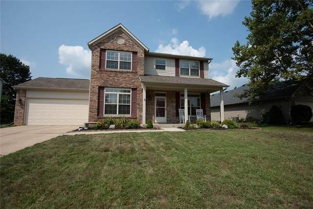 13870 Brightwater Drive, Fishers, IN 46038 (MLS #21735156) :: Anthony Robinson & AMR Real Estate Group LLC
