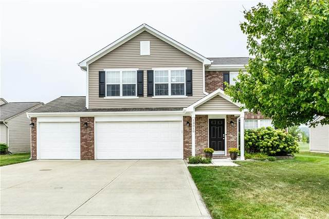 13010 Dolphins Lane, Fishers, IN 46037 (MLS #21735167) :: Mike Price Realty Team - RE/MAX Centerstone
