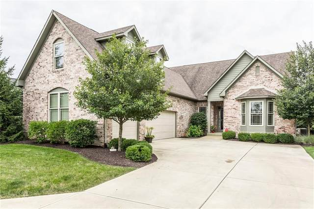 15350 Mission Hills Drive, Carmel, IN 46033 (MLS #21735175) :: The Evelo Team