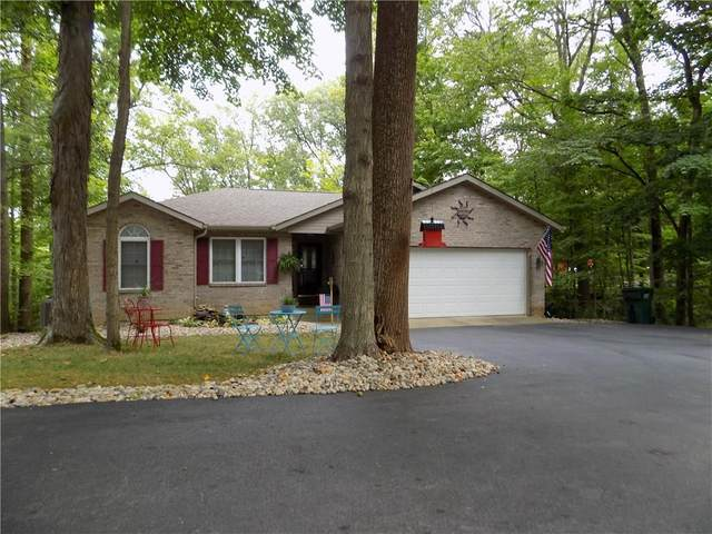 651 Jefferson Valley, Coatesville, IN 46121 (MLS #21735178) :: Mike Price Realty Team - RE/MAX Centerstone