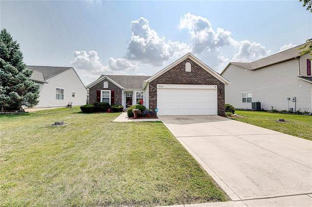 6829 Bluestem Court, Indianapolis, IN 46237 (MLS #21735186) :: Mike Price Realty Team - RE/MAX Centerstone