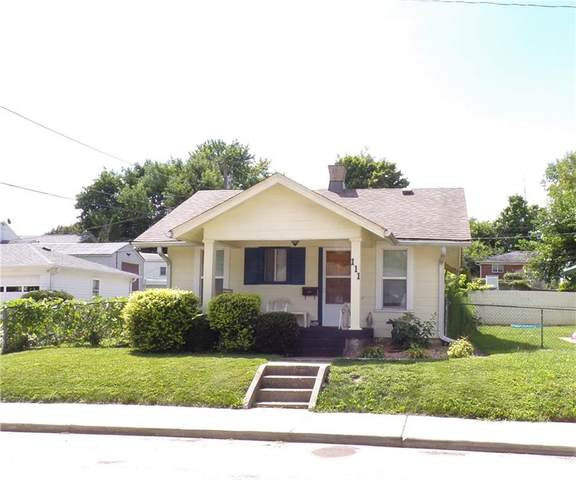 111 Hoefgen Street, Indianapolis, IN 46225 (MLS #21735191) :: Mike Price Realty Team - RE/MAX Centerstone
