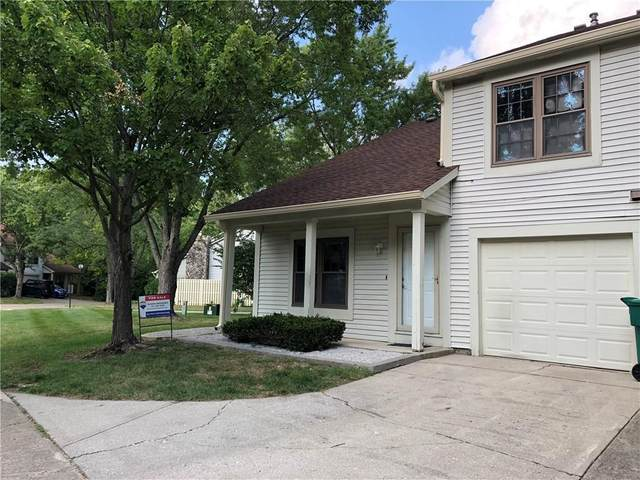 8005 Valley Farms Court, Indianapolis, IN 46214 (MLS #21735199) :: The Evelo Team