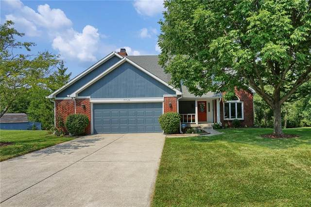 7718 Golf Club Court, Indianapolis, IN 46236 (MLS #21735203) :: Dean Wagner Realtors