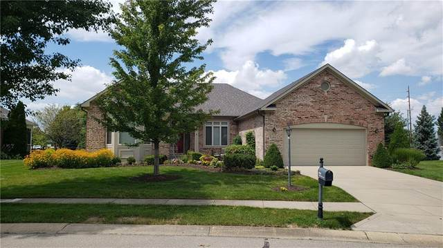 10900 Lightship Court, Fishers, IN 46038 (MLS #21735205) :: Anthony Robinson & AMR Real Estate Group LLC