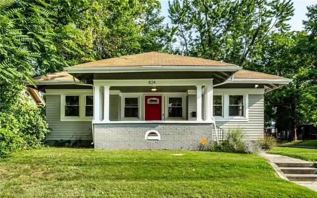 824 E 42nd Street, Indianapolis, IN 46205 (MLS #21735220) :: Mike Price Realty Team - RE/MAX Centerstone