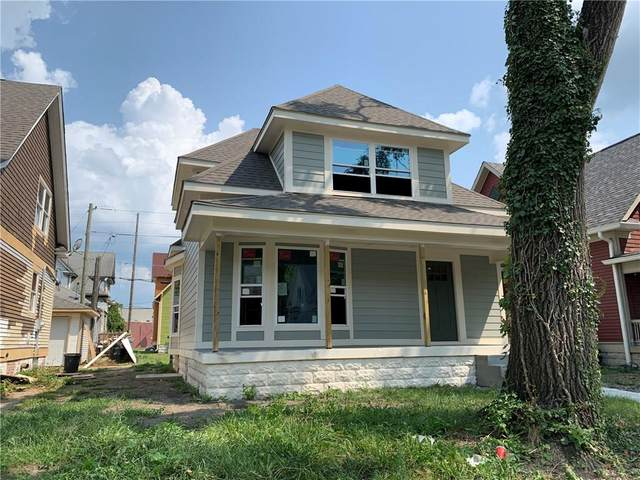 955 Eastern Avenue, Indianapolis, IN 46201 (MLS #21735246) :: Realty ONE Group Dream