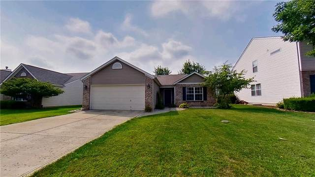 223 Winslow Drive, Westfield, IN 46074 (MLS #21735267) :: David Brenton's Team