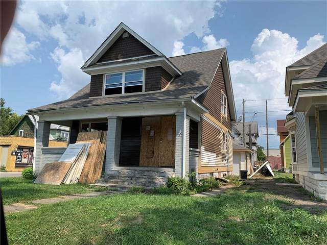 959 Eastern Avenue, Indianapolis, IN 46201 (MLS #21735283) :: Realty ONE Group Dream
