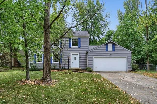 9307 Thornwood Drive, Indianapolis, IN 46250 (MLS #21735288) :: Mike Price Realty Team - RE/MAX Centerstone