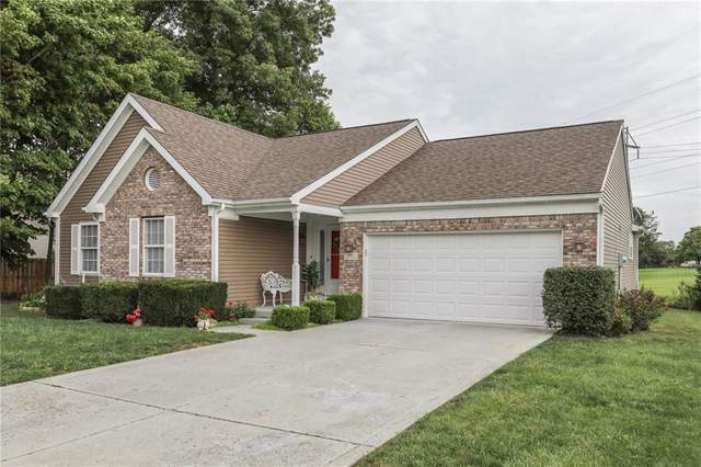 375 Grove Court, Greenwood, IN 46142 (MLS #21735290) :: Anthony Robinson & AMR Real Estate Group LLC