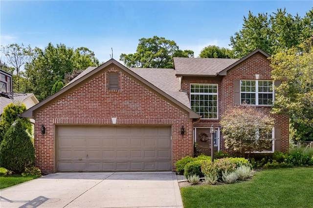 11398 Wilderness Trail, Fishers, IN 46038 (MLS #21735307) :: Anthony Robinson & AMR Real Estate Group LLC