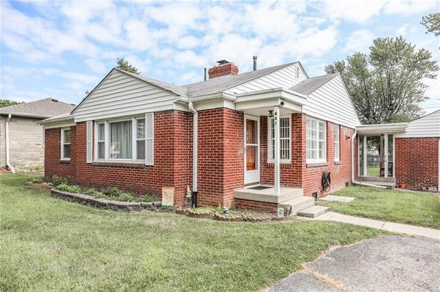 401 N Franklin Road, Indianapolis, IN 46219 (MLS #21735343) :: Mike Price Realty Team - RE/MAX Centerstone
