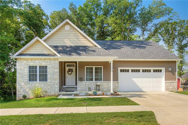 1709 W Ezekiel Drive, Bloomington, IN 47401 (MLS #21735359) :: Mike Price Realty Team - RE/MAX Centerstone