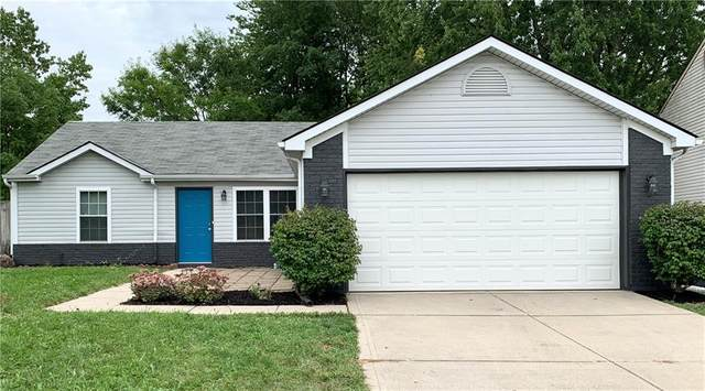 1505 Sanner Drive, Greenwood, IN 46143 (MLS #21735368) :: Mike Price Realty Team - RE/MAX Centerstone