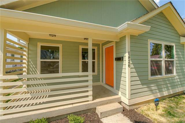 1426 N Ewing Street, Indianapolis, IN 46201 (MLS #21735369) :: Mike Price Realty Team - RE/MAX Centerstone
