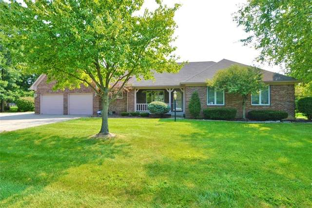 9487 N County Road 650, Pittsboro, IN 46167 (MLS #21735370) :: Mike Price Realty Team - RE/MAX Centerstone