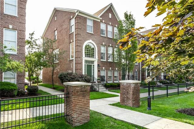 8633 N Meridian Street, Indianapolis, IN 46260 (MLS #21735373) :: Anthony Robinson & AMR Real Estate Group LLC