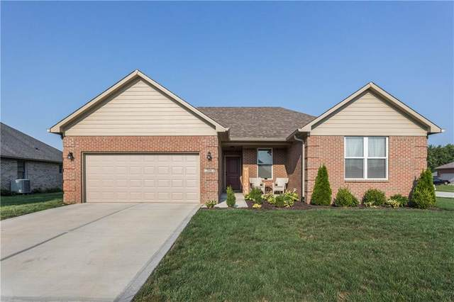 208 Myers Road, Danville, IN 46122 (MLS #21735391) :: Anthony Robinson & AMR Real Estate Group LLC