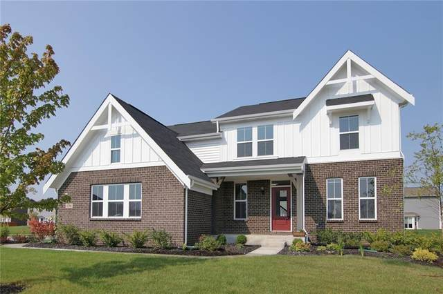 4306 Indigo Run Drive, Indianapolis, IN 46239 (MLS #21735402) :: Mike Price Realty Team - RE/MAX Centerstone