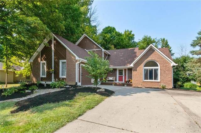 210 Poplar Drive, Noblesville, IN 46062 (MLS #21735403) :: Mike Price Realty Team - RE/MAX Centerstone