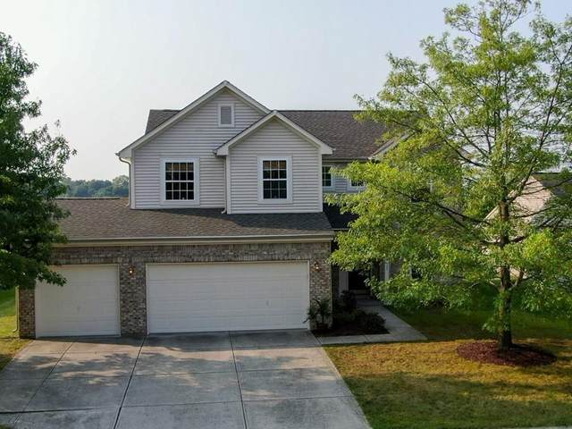 10943 Ashwood Dr, Fishers, IN 46038 (MLS #21735407) :: Mike Price Realty Team - RE/MAX Centerstone