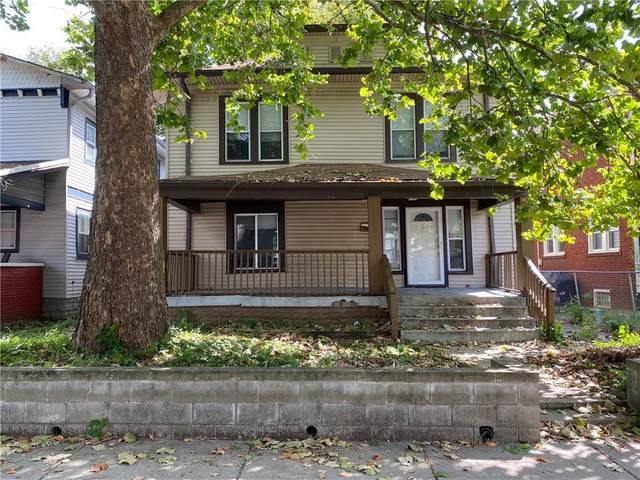 2907 N Delaware Street, Indianapolis, IN 46205 (MLS #21735452) :: The ORR Home Selling Team