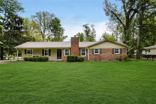 7253 N Tuxedo Street, Indianapolis, IN 46220 (MLS #21735460) :: Mike Price Realty Team - RE/MAX Centerstone