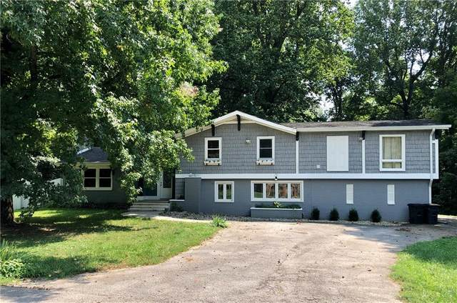 1777 E Woodcrest Drive S, Martinsville, IN 46151 (MLS #21735462) :: Heard Real Estate Team | eXp Realty, LLC