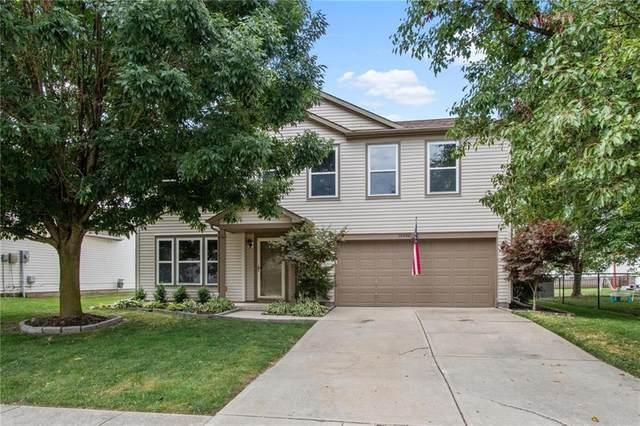 14480 Refreshing Garden Lane, Fishers, IN 46038 (MLS #21735463) :: Anthony Robinson & AMR Real Estate Group LLC