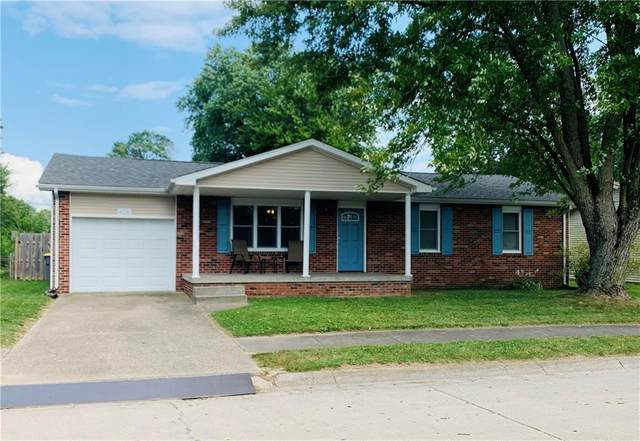 428 N Jackson Park Drive, Seymour, IN 47274 (MLS #21735469) :: Mike Price Realty Team - RE/MAX Centerstone