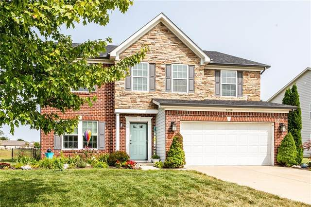 2898 Heirloom Lane, Greenwood, IN 46143 (MLS #21735476) :: The Evelo Team