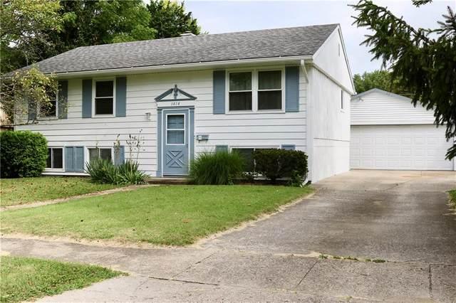 1414 Woodside Drive, Crawfordsville, IN 47933 (MLS #21735482) :: Richwine Elite Group