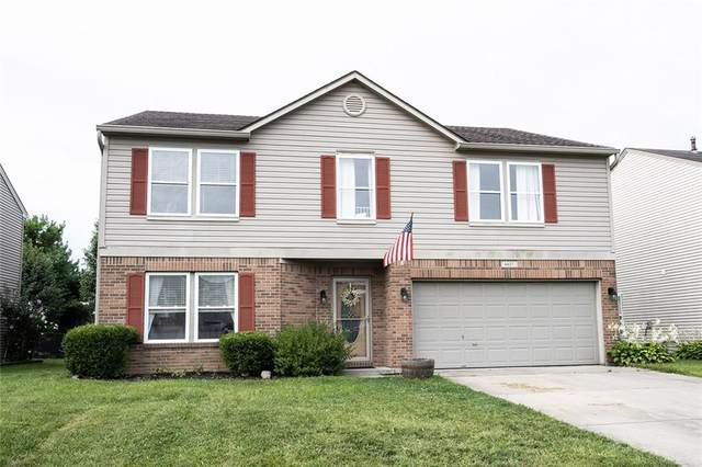 6637 W Jefferson Court, Mccordsville, IN 46055 (MLS #21735485) :: Mike Price Realty Team - RE/MAX Centerstone