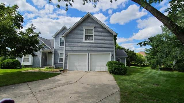 8329 Tayside Court, Indianapolis, IN 46236 (MLS #21735504) :: David Brenton's Team