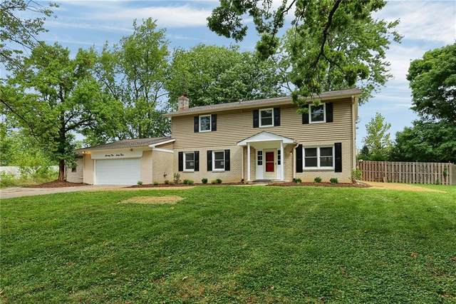 7463 Avalon Trail Road, Indianapolis, IN 46250 (MLS #21735513) :: Anthony Robinson & AMR Real Estate Group LLC