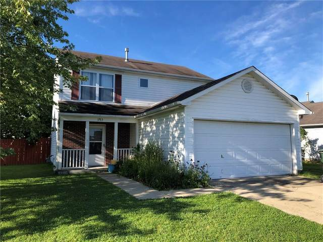 1763 Willowview Lane, Greenfield, IN 46140 (MLS #21735523) :: AR/haus Group Realty