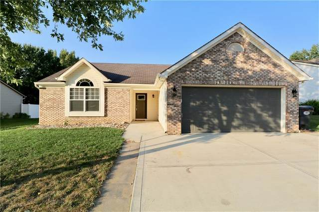 4886 Oakton Way, Greenwood, IN 46143 (MLS #21735528) :: Anthony Robinson & AMR Real Estate Group LLC