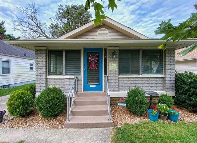1316 N Dequincy Street, Indianapolis, IN 46201 (MLS #21735530) :: Mike Price Realty Team - RE/MAX Centerstone