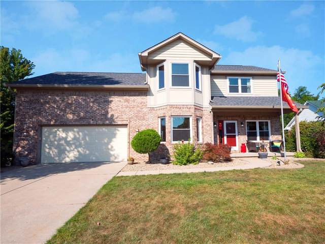 2693 Oak Drive, Clayton, IN 46118 (MLS #21735541) :: Mike Price Realty Team - RE/MAX Centerstone