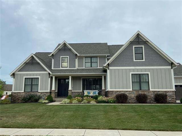 16750 Glen Way Drive, Westfield, IN 46062 (MLS #21735576) :: Dean Wagner Realtors