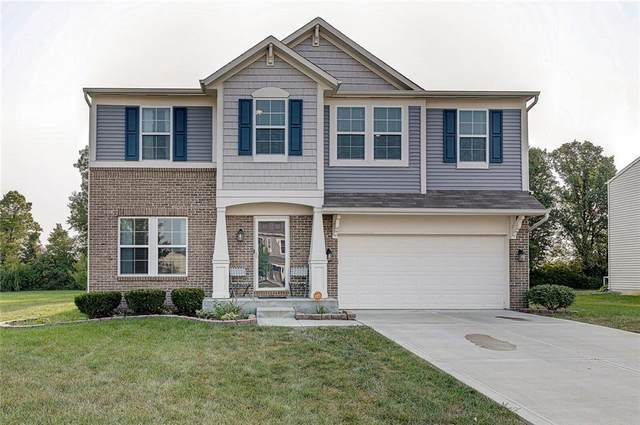 2239 Mcgregor Court, Avon, IN 46123 (MLS #21735621) :: Mike Price Realty Team - RE/MAX Centerstone