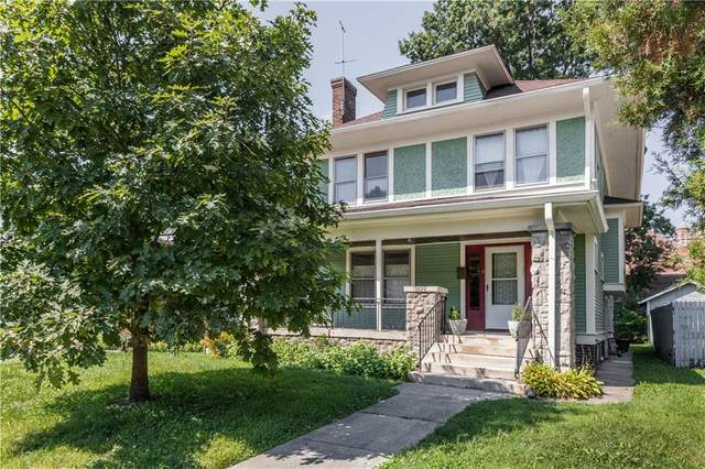 3424 Broadway Street, Indianapolis, IN 46205 (MLS #21735623) :: Anthony Robinson & AMR Real Estate Group LLC