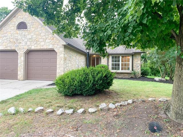 11426 Cherry Blossom West Drive, Fishers, IN 46038 (MLS #21735630) :: Anthony Robinson & AMR Real Estate Group LLC