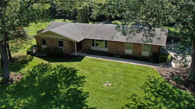3519 Ellyn Drive, Indianapolis, IN 46228 (MLS #21735637) :: Mike Price Realty Team - RE/MAX Centerstone