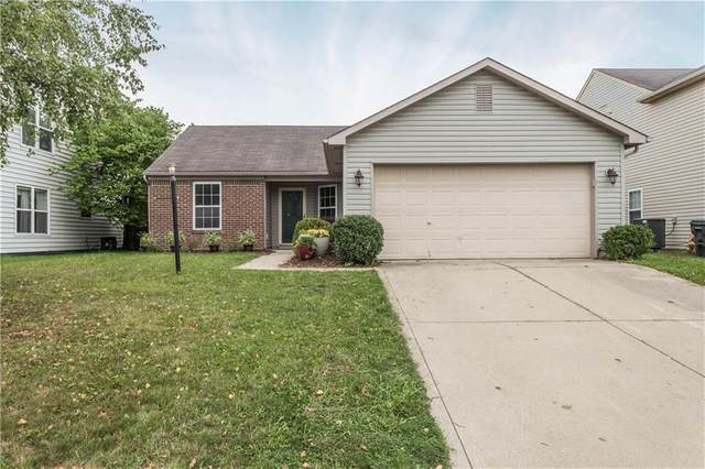 1406 Osprey Way, Greenwood, IN 46143 (MLS #21735643) :: Mike Price Realty Team - RE/MAX Centerstone