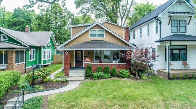 5250 N Park Avenue, Indianapolis, IN 46220 (MLS #21735645) :: Mike Price Realty Team - RE/MAX Centerstone